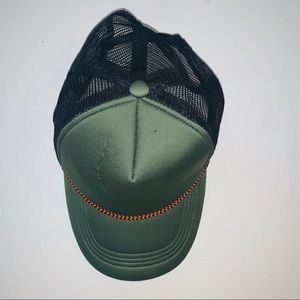 Cotton on Green Hat For Men